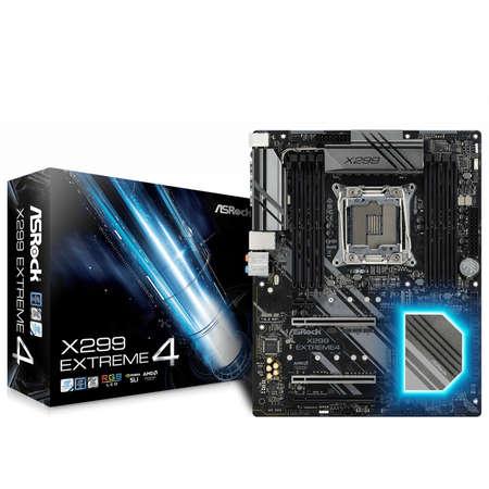 Placa de baza Asrock X299 EXTREME4 Intel LGA 2066 ATX