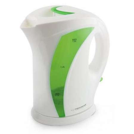 Ceainic Electric Esperanza EKK018G 1.7 Litri 2200W Alb/Verde