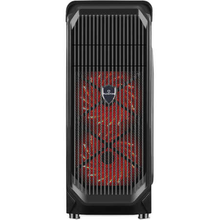 Sistem desktop ITGalaxy Business Start V6 Intel Core i5-7400 Quad Core 3.5 GHz 8GB DDR4 HDD 500GB AMD Radeon RX 550 2GB DDR5 FreeDos Black