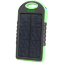 Solar Mobile 5000 mAh Green