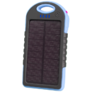 Solar Mobile 5000 mAh Blue