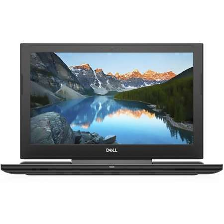 Laptop Dell Inspiron 7577 15.6 inch FHD Intel Core i7-7700HQ 8GB DDR4 1TB HDD 128GB SSD nVidia GeForce GTX 1050 Ti 4GB FPR Windows 10 Home Black