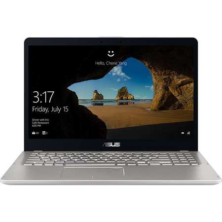 Laptop Asus ZenBook Flip UX561UA-BO005R 15.6 inch FHD Touch Intel Core i7-8550U 8GB DDR4 1TB HDD 128GB SSD Windows 10 Pro Silver