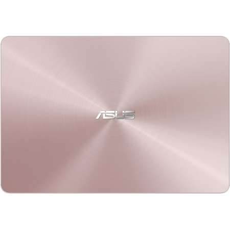 Laptop Asus ZenBook UX430UA-GV261T 14 inch FHD Intel Core i5-8250U 8GB DDR4 256GB SSD FPR Windows 10 Home Rose Gold