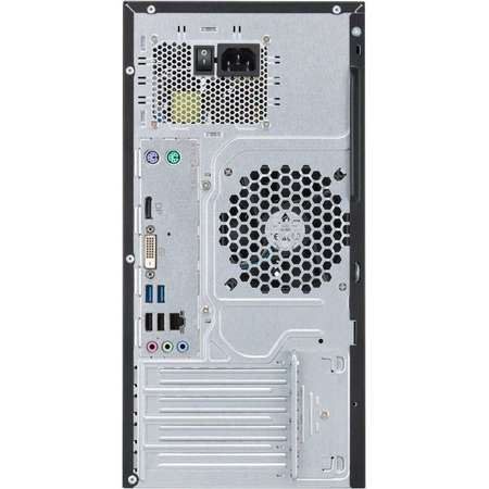 Sistem desktop Fujitsu Esprimo P556 MT Intel Core i5-7400 4GB DDR4 1TB HDD Black