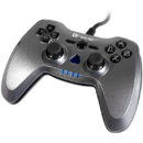 Gamepad Tracer Shadow PC / PS2 / PS3 Grey / Black