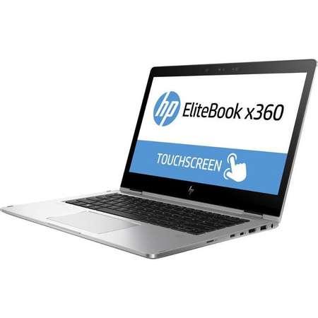 Laptop HP EliteBook x360 1030 G2 13.3 inch FHD Touch Intel Core i5-7300U 8GB DDR4 256GB SSD Windows 10 Pro Silver