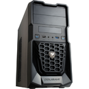 Sistem desktop ITGalaxy Ready V1 Intel Core i3-8100 Quad Core 3.6 GHz 8GB DDR4 1TB HDD FreeDOS Black