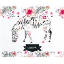 ID0147 Glimmer Zebra Multicolor
