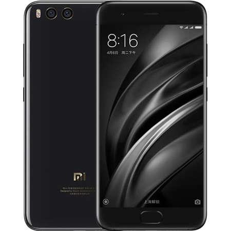 Smartphone Xiaomi Mi 6 64GB 4GB RAM Dual Sim 4G Black
