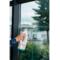 Aspirator pentru curatat geamuri Concept CW1000 12W 7.2V 200 ml Alb