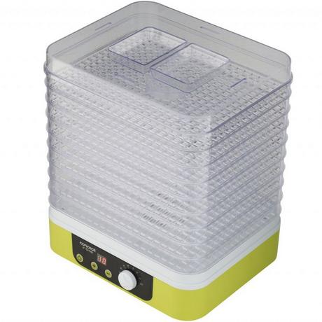 Deshidrator de alimente SO1060 260W 9 tavi Verde