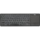 Theza Wireless cu touchpad Negru