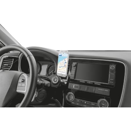 Suport auto Trust 20823 Magnetic Airvent Negru