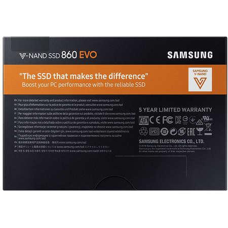 SSD Samsung 860 EVO 500GB SATA-III 2.5 inch