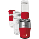 Smoothie Maker Concept SM-3386 500W 2x 570 ml 1x 400 ml Rosu