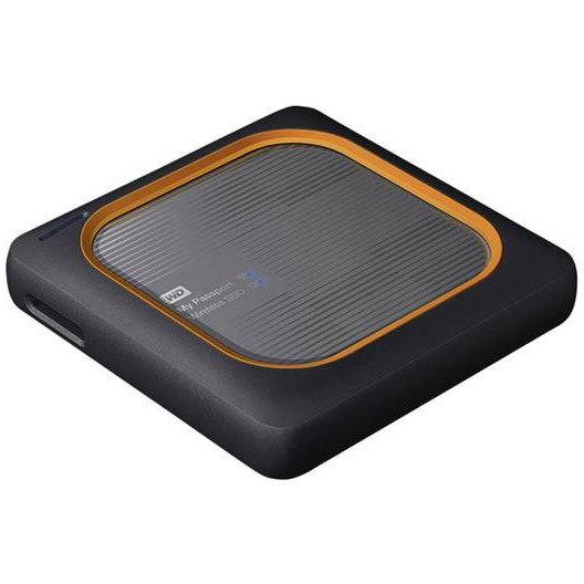 SSD Extern My Passport Wireless 2TB Silver thumbnail