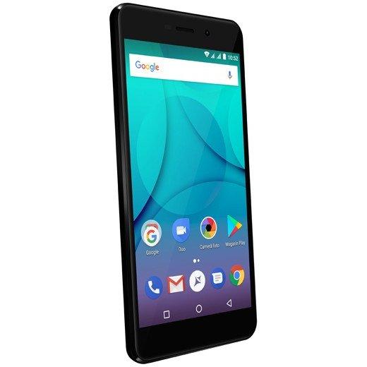 Smartphone P9 Life 16gb Dual Sim 4g Black