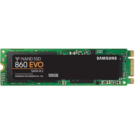 SSD Samsung 860 EVO 500GB SATA-III M.2 2280