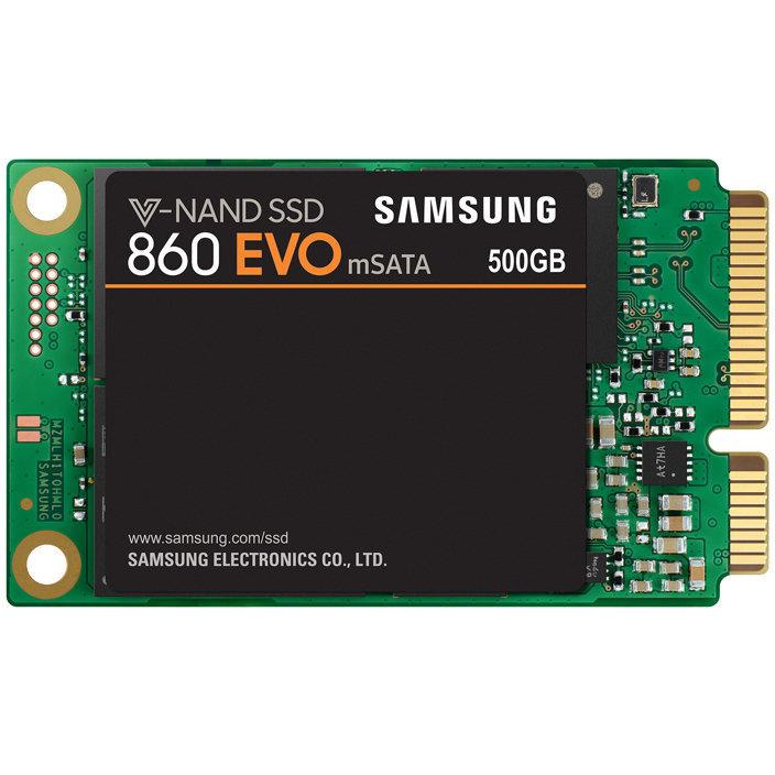Ssd 860 Evo 500gb Msata