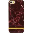 Marble Red pentru Apple iPhone 5 / 5S / SE
