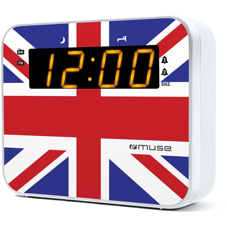 Radio cu ceas M-165 UK thumbnail