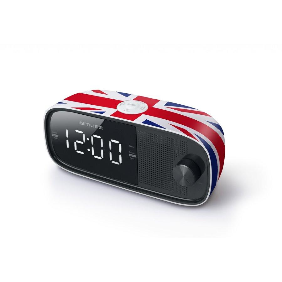 Radio cu ceas M-168 UK thumbnail