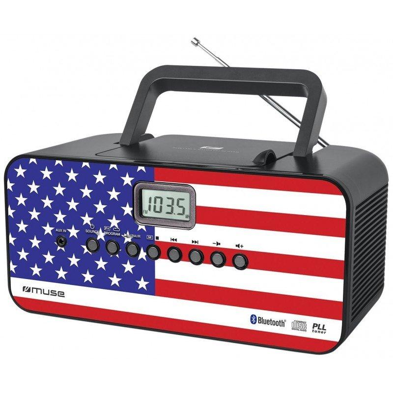 Radio CD M-22 US Bluetooth thumbnail
