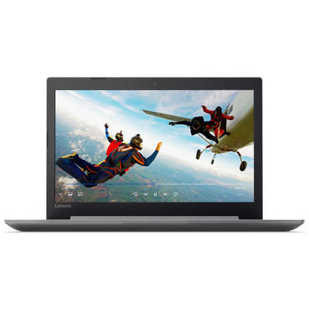 Laptop Lenovo IdeaPad 320-15ISK 15.6 inch HD Intel Core i3-6006U 4GB DDR4 1TB HDD Platinum Grey