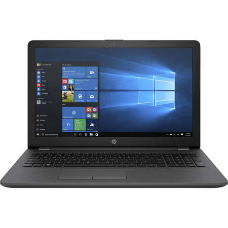 Laptop HP 250 G6 15.6 inch HD Intel Core i5-7200U 8GB DDR4 1TB HDD Windows 10 Home Dark Ash Silver