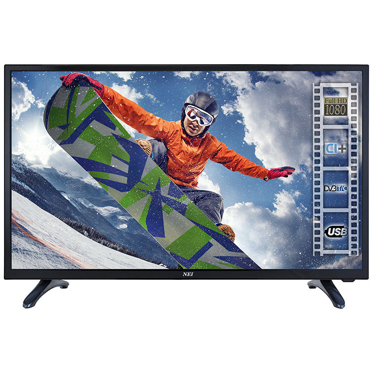 Televizor Led 49 Ne5000 124cm Full Hd Black