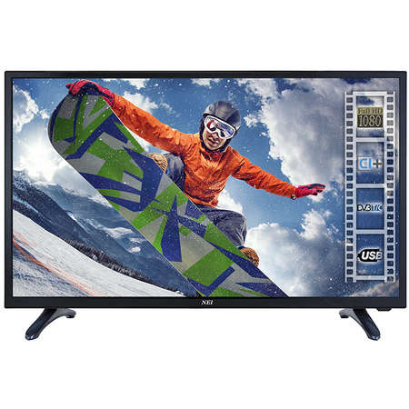 Televizor Nei LED 49NE5000 124cm Full HD Black