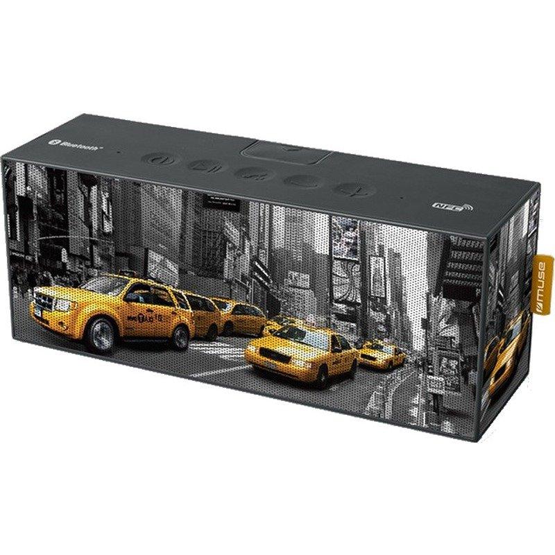 Boxa bluetooth M-720 NY 2x 5W thumbnail