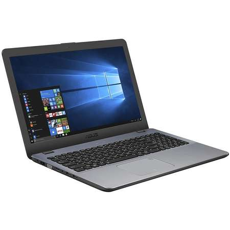Laptop Asus VivoBook 15 X542UR-DM303 15.6 inch FHD Intel Core i5-8250U 4GB DDR4 1TB HDD nVidia GeForce 930MX 2GB Endless OS Dark Grey