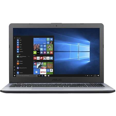 Laptop Asus VivoBook 15 X542UR-DM055T 15.6 inch FHD Intel Core i5-7200U 4GB DDR4 1TB HDD nVidia GeForce 930MX 2GB Windows 10 Home Dark Grey