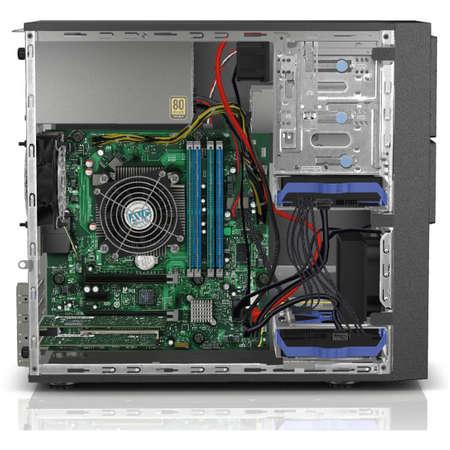 Server Lenovo ThinkServer TS150 Intel Xeon E3-1225 v6 8GB RAM RAID 121i Black