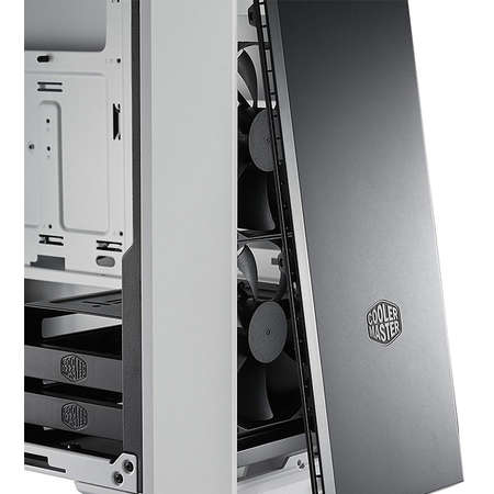 Carcasa Cooler Master MasterBox 5 White Dark Mirror Front Panel