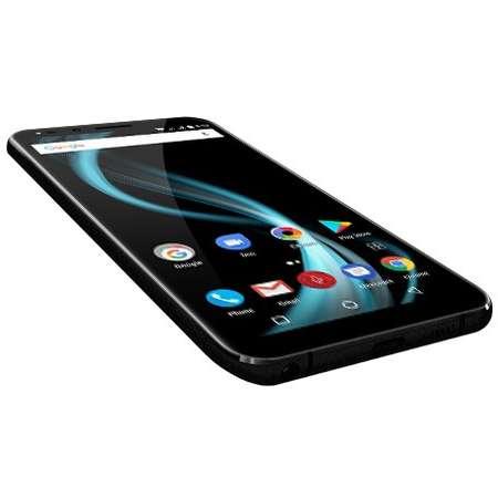 Smartphone Allview X4 Soul Infinity Plus 64GB Dual Sim 4G Black