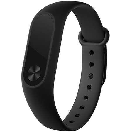 Bratara Fitness Xiaomi XMSH04HM Mi Band 2 OLED Fitness Monitor Black