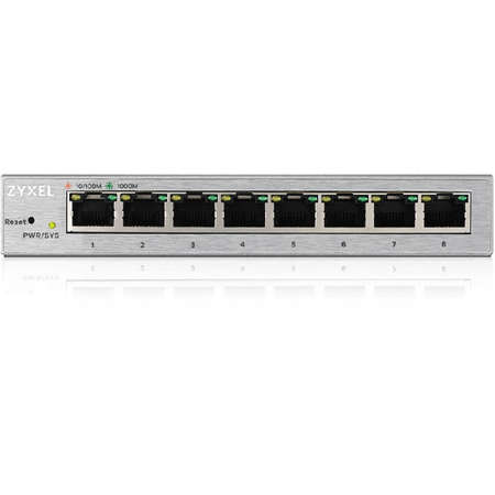 Switch ZyXEL GS1200-8 8 porturi Gigabit
