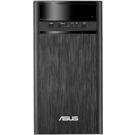 Sistem desktop Asus K31CD-K-RO035D Intel Core i3-7100 4GB DDR4 1TB HDD nVidia GeForce GT 720 2GB Endless OS Black