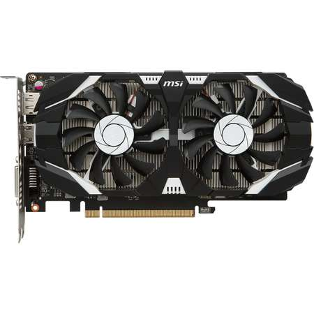 Placa video MSI nVidia GeForce GTX 1050 2GT OCV1 2GB DDR5 128bit