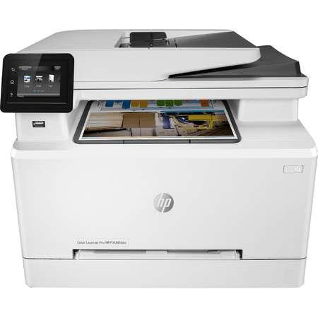 Multifunctionala HP LaserJet Pro M281fdn A4 21ppm Alb