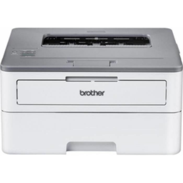 Imprimanta laser alb-negru HLB2080DW A4 35ppm USB LAN WiFi Alb thumbnail