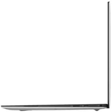 Laptop Dell XPS 13 9370 13.3 inch UHD Intel Core i7-8550U 16GB DDR3 512GB SSD FPR Windows 10 Pro Silver 3Y NBD