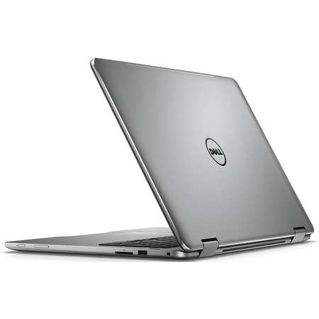 Laptop Dell Inspiron 7773 17.3 inch FHD Touch Intel Core i7-8550U 16GB DDR4 512GB SSD nVidia GeForce MX150 2GB Windows 10 Pro Grey 3Yr CIS