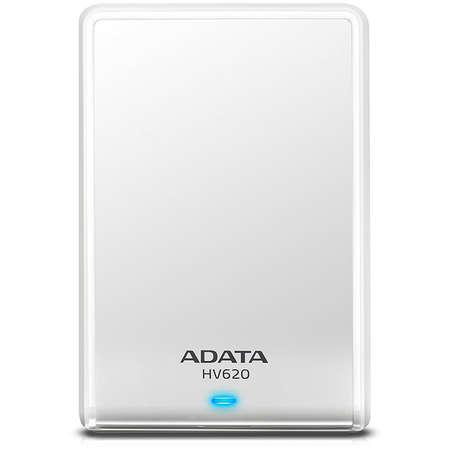 Hard disk extern ADATA HV620 2TB 2.5 inch USB 3.0 White