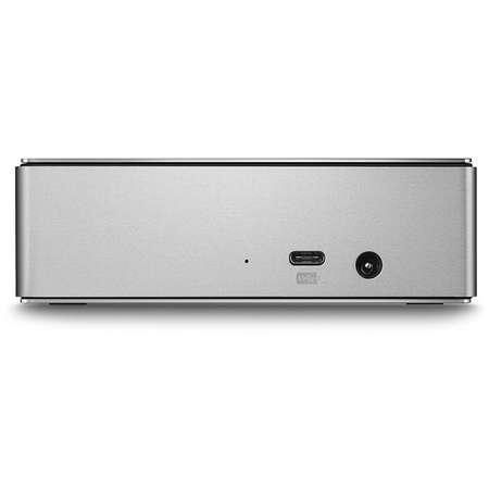 Hard disk extern Lacie Porsche Design Desktop Drive 4TB 3.5 inch USB 3.0 Silver