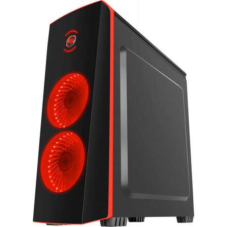 Sistem desktop ITGalaxy Apollo V2.1 Intel Core i5-8400 Hexa Core 2.8 GHz 8GB DDR4 240GB SSD 1TB HDD GTX 1050 Ti 4GB DDR5 Free Dos
