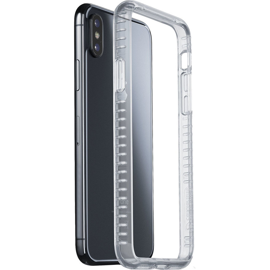 Bumper AIRFRAMEIPH8XT pentru Transparent APPLE iPhone X thumbnail